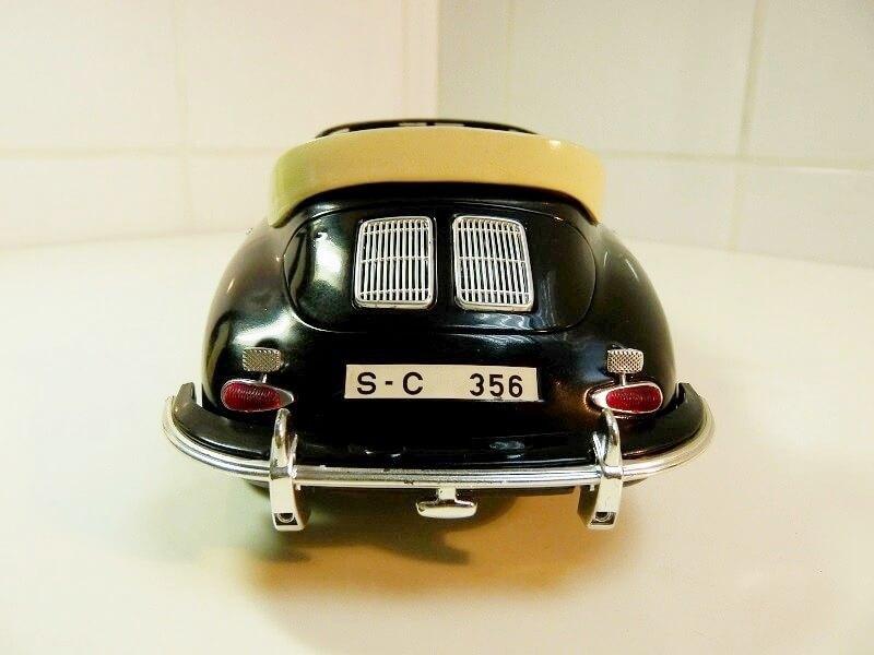 Porsche 356 S Cabriolet - 1961 - BBurago 1/18 ème  Porsch27