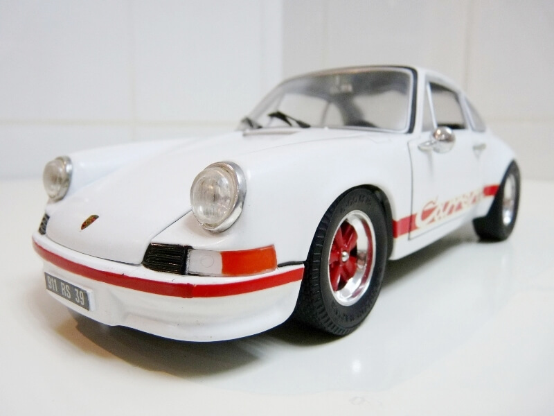 Porsche 911 Carrera RS 2.7 - 1972 - Jouef Evolution 1/18 ème Porsch35