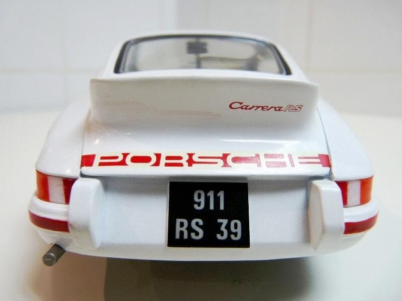 Porsche 911 Carrera RS 2.7 - 1972 - Jouef Evolution 1/18 ème Porsch37
