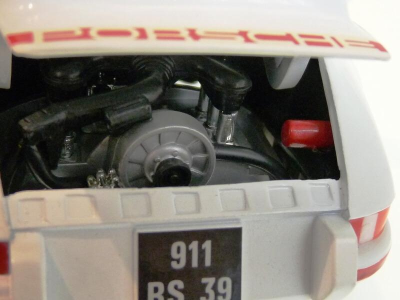 Porsche 911 Carrera RS 2.7 - 1972 - Jouef Evolution 1/18 ème Porsch43