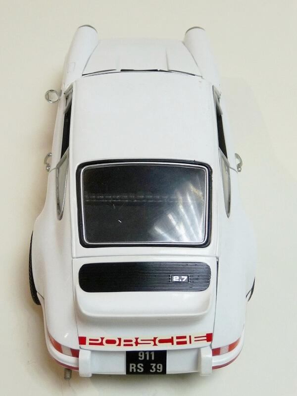 Porsche 911 Carrera RS 2.7 - 1972 - Jouef Evolution 1/18 ème Porsch50