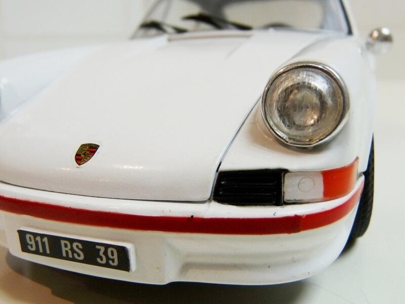 Porsche 911 Carrera RS 2.7 - 1972 - Jouef Evolution 1/18 ème Porsch51