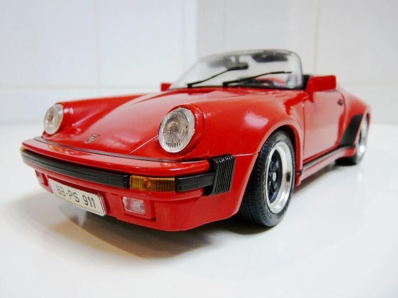 Porsche 911 Speedster - 1989 - Maisto Trophee 1/18 ème Porsch56