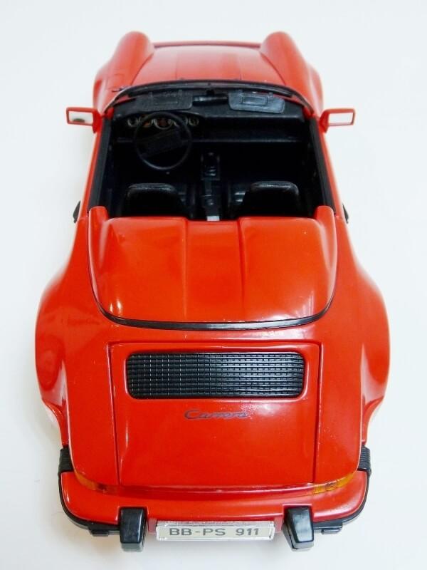 Porsche 911 Speedster - 1989 - Maisto Trophee 1/18 ème Porsch58