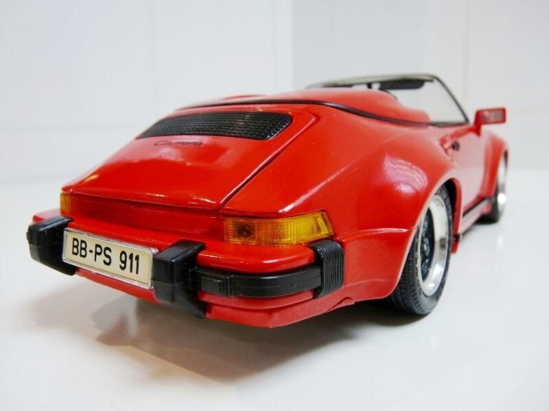 Porsche 911 Speedster - 1989 - Maisto Trophee 1/18 ème Porsch62