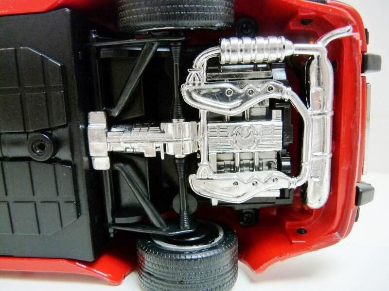 Porsche 911 Speedster - 1989 - Maisto Trophee 1/18 ème Porsch71
