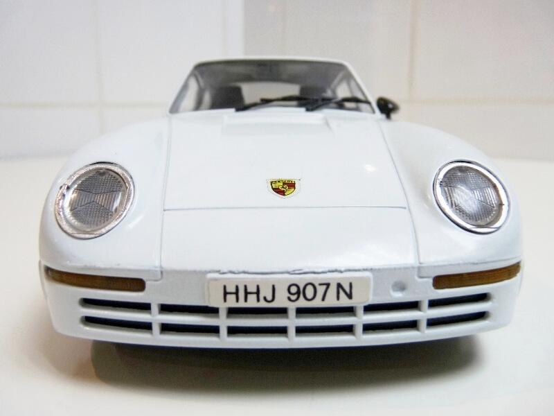 Porsche 959 - 1990 - Tonka Polistil 1/18 ème Porsch75