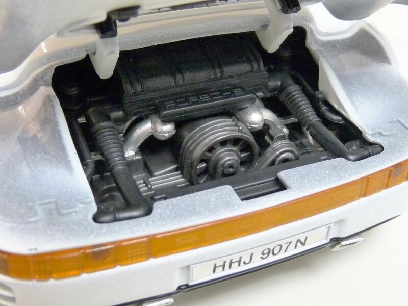 Porsche 959 - 1990 - Tonka Polistil 1/18 ème Porsch80