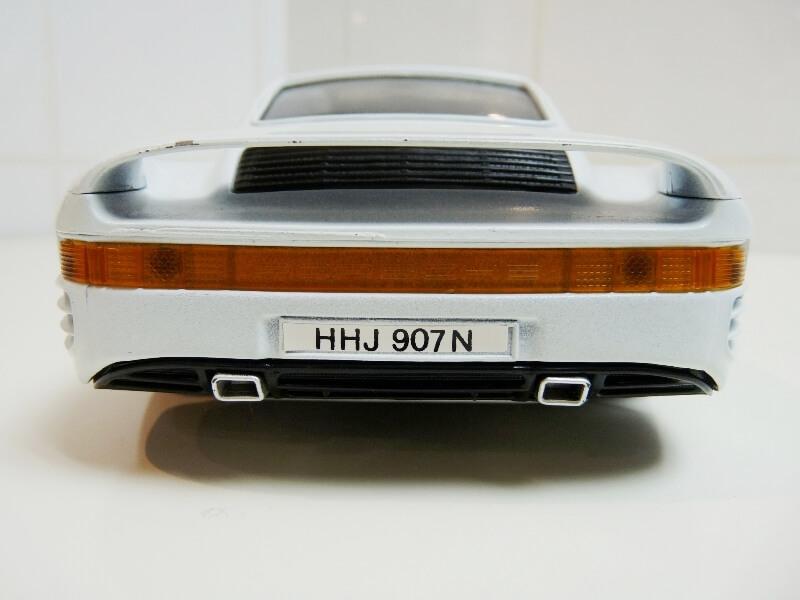 Porsche 959 - 1990 - Tonka Polistil 1/18 ème Porsch85