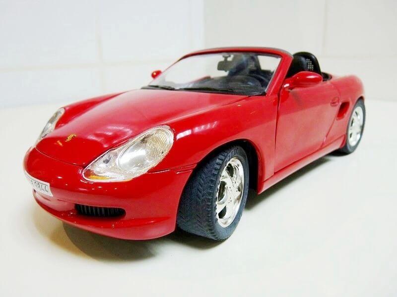 Porsche Boxter - 1996 - Solido 1/18 ème Porsch90