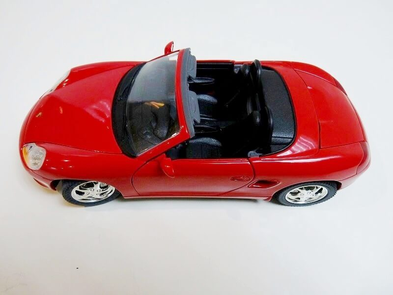 Porsche Boxter - 1996 - Solido 1/18 ème Porsch91