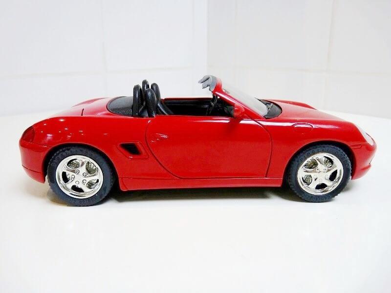 Porsche Boxter - 1996 - Solido 1/18 ème Porsch92