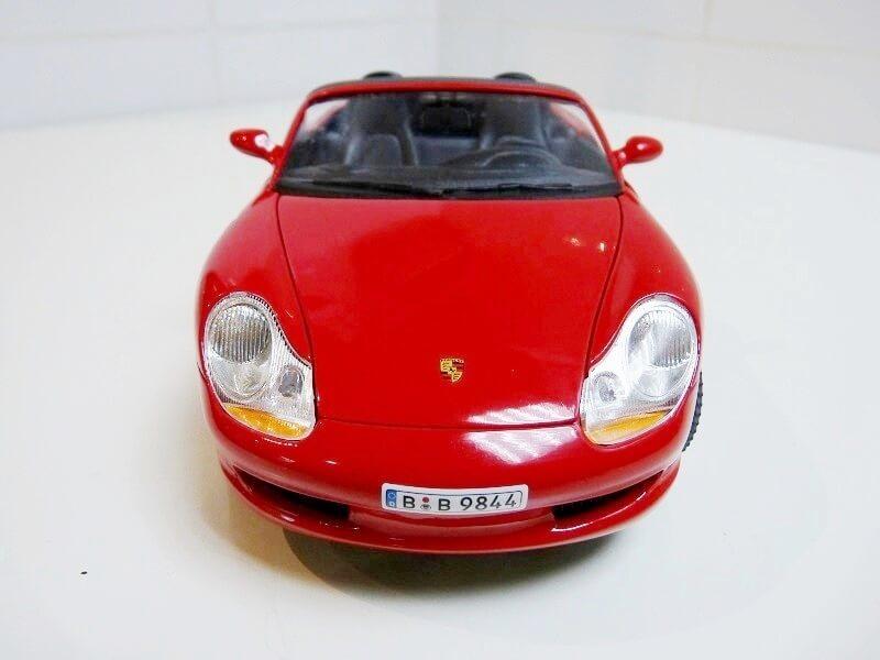 Porsche Boxter - 1996 - Solido 1/18 ème Porsch93