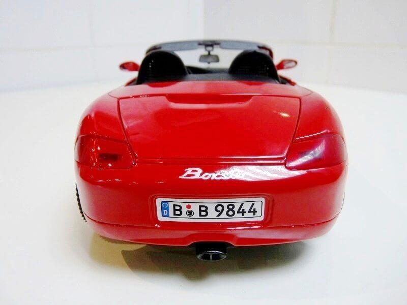 Porsche Boxter - 1996 - Solido 1/18 ème Porsch94