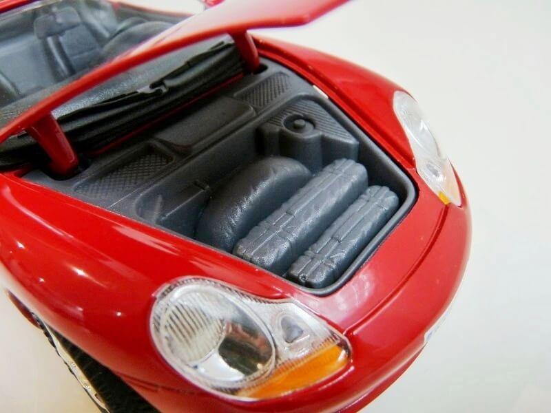 Porsche Boxter - 1996 - Solido 1/18 ème Porsch96