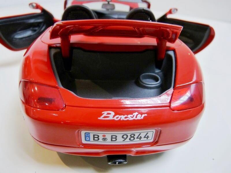 Porsche Boxter - 1996 - Solido 1/18 ème Porsch97