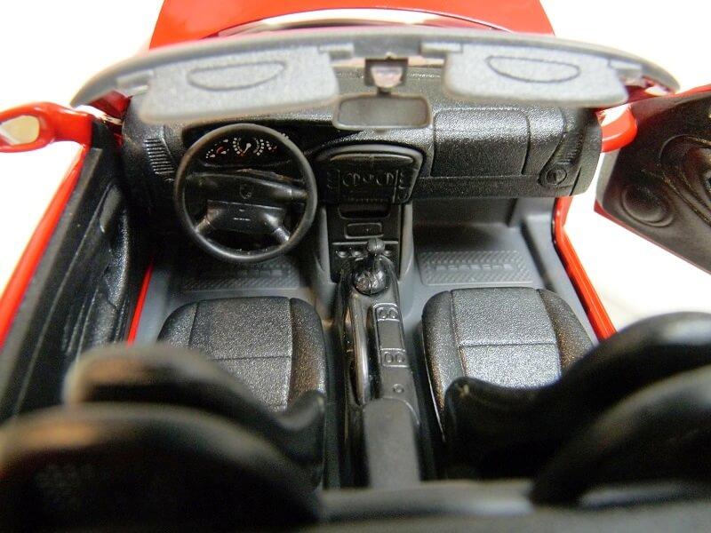 Porsche Boxter - 1996 - Solido 1/18 ème Porsch98