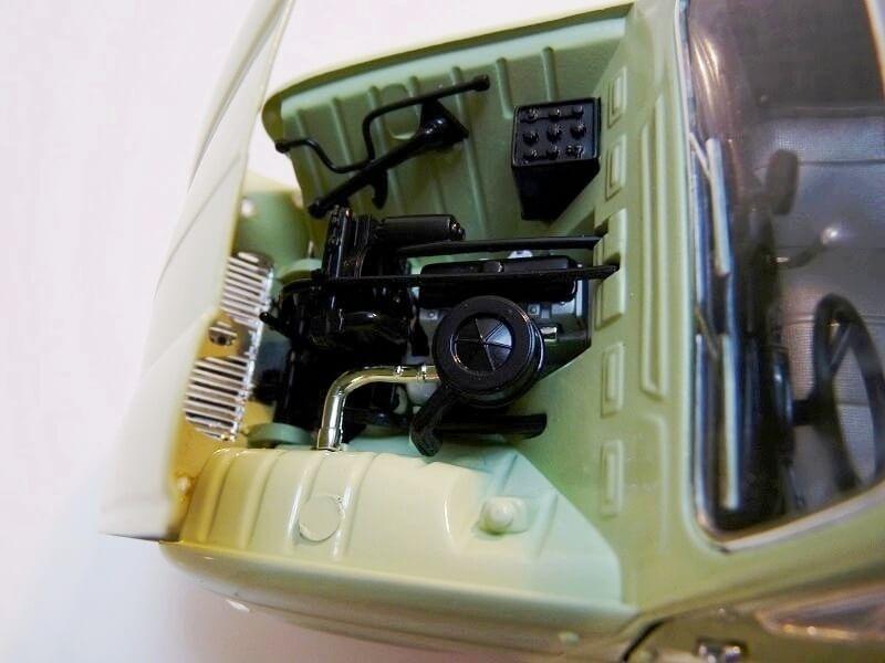 Renault 4L - 1962 - Solido 1/18 ème Renaul30