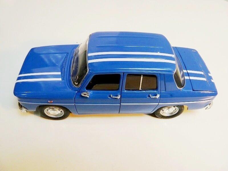 Renault 8 Gordini 1300 - 1967 - Solido 1/18 ème Renaul35