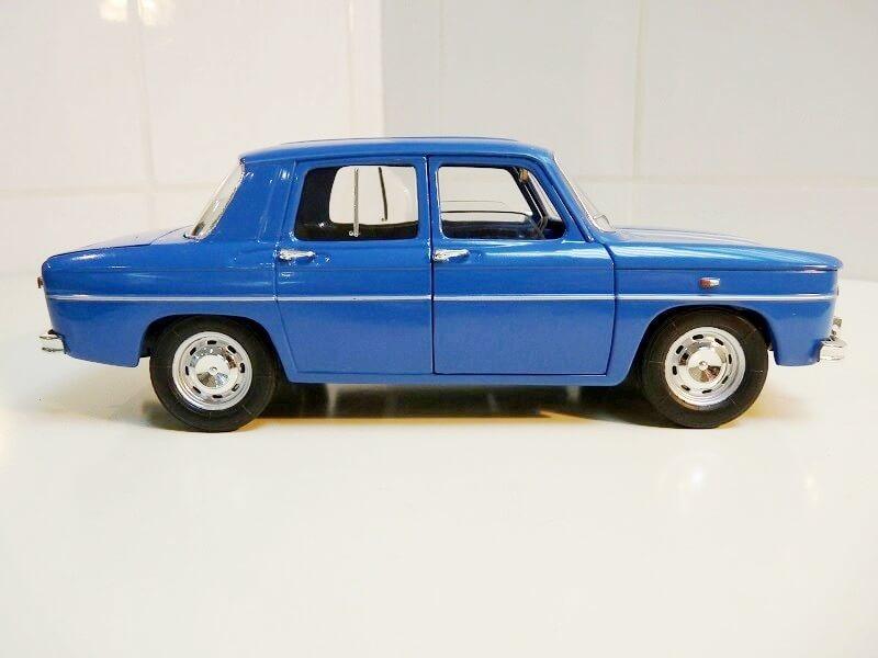 Renault 8 Gordini 1300 - 1967 - Solido 1/18 ème Renaul40