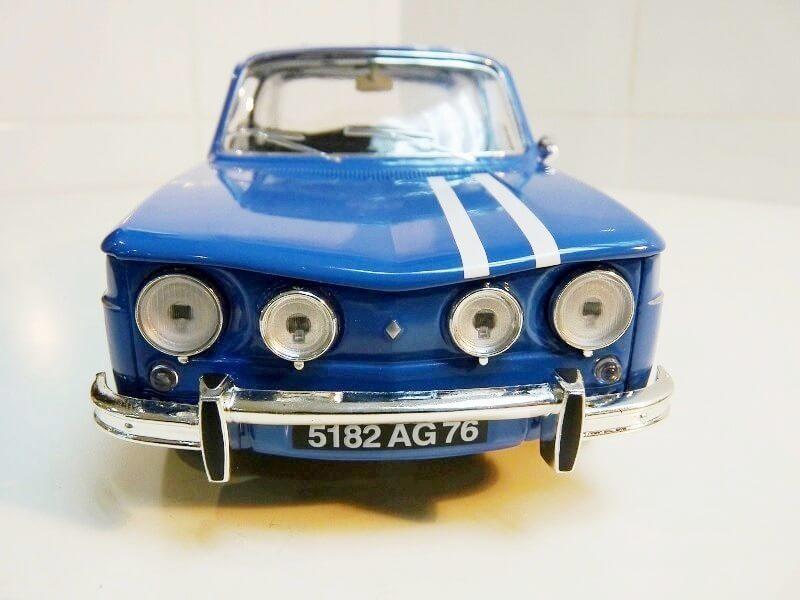 Renault 8 Gordini 1300 - 1967 - Solido 1/18 ème Renaul42