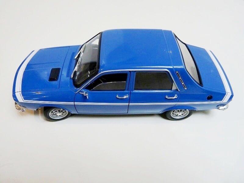 Renault 12 Gordini - 1971 - Solido 1/18 ème Renaul43