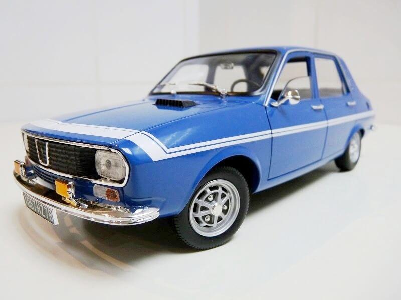 Renault 12 Gordini - 1971 - Solido 1/18 ème Renaul45