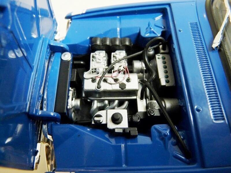 Renault 12 Gordini - 1971 - Solido 1/18 ème Renaul46
