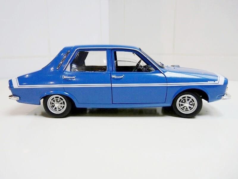Renault 12 Gordini - 1971 - Solido 1/18 ème Renaul48