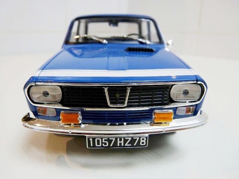 Renault 12 Gordini - 1971 - Solido 1/18 ème Renaul50