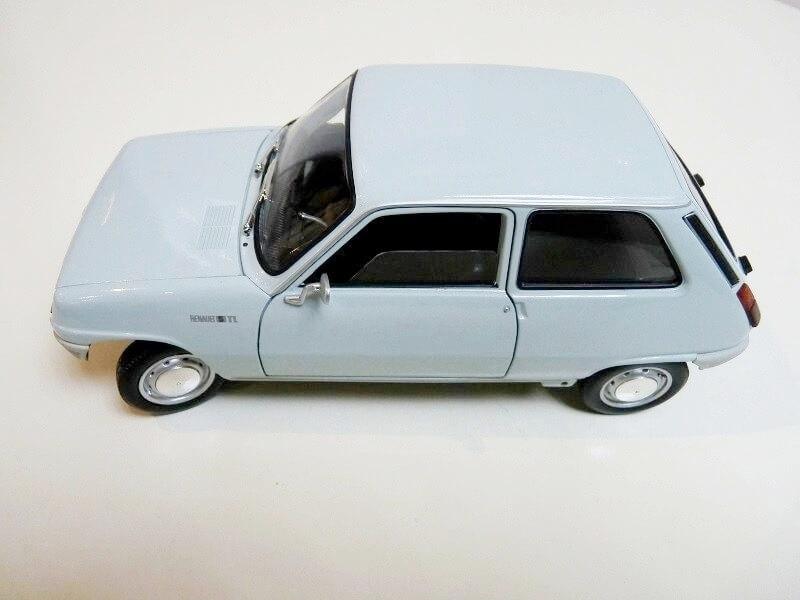 Renault 5 - 1972 - Solido 1/18 ème Renaul51