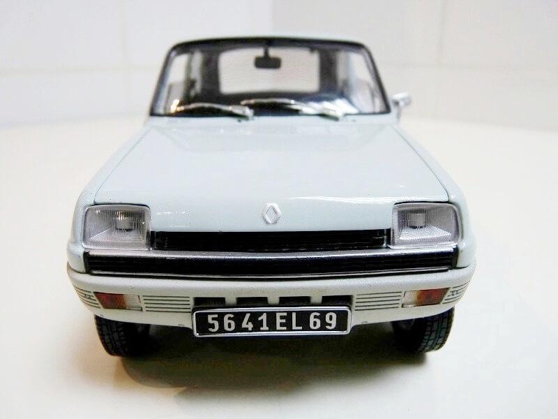 Renault 5 - 1972 - Solido 1/18 ème Renaul53