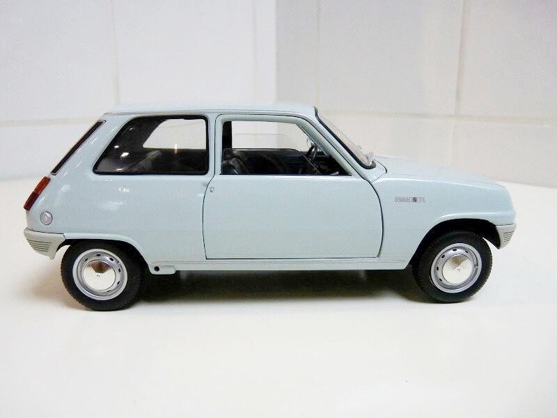 Renault 5 - 1972 - Solido 1/18 ème Renaul54