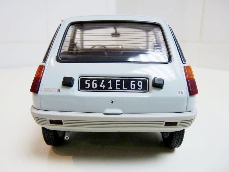 Renault 5 - 1972 - Solido 1/18 ème Renaul55