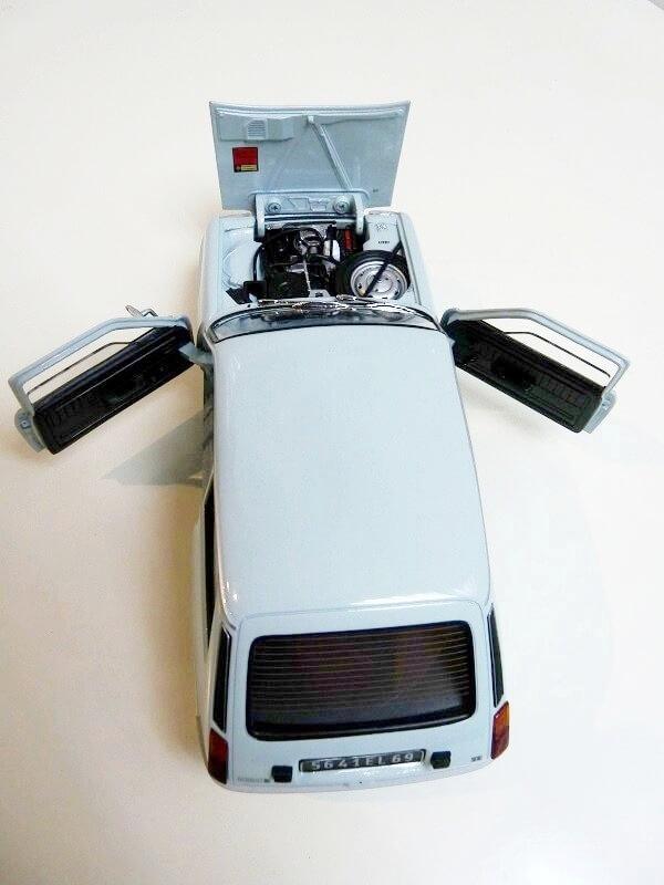 Renault 5 - 1972 - Solido 1/18 ème Renaul56