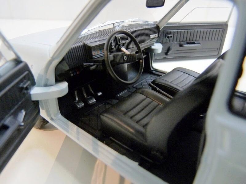 Renault 5 - 1972 - Solido 1/18 ème Renaul57