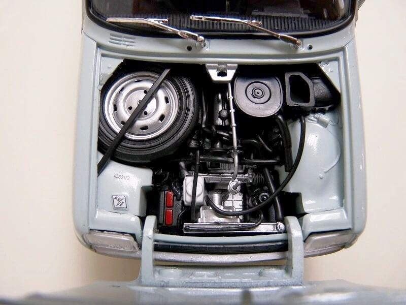 Renault 5 - 1972 - Solido 1/18 ème Renaul58