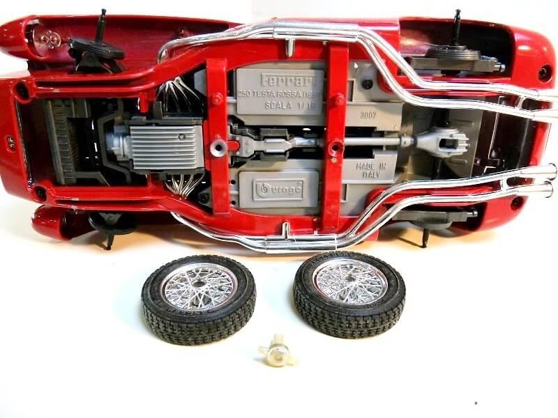 Restaurations de véhicules pour collection au 1/18éme Rep_fe10