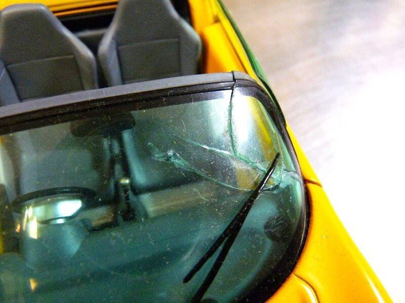 Restaurations de véhicules pour collection au 1/18éme Rep_le25