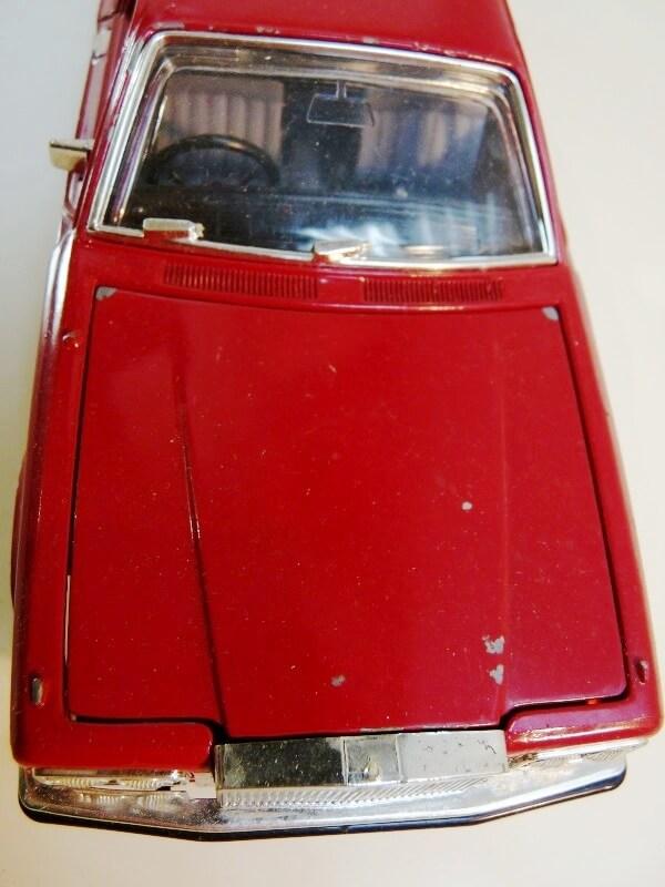 Restaurations de véhicules pour collection au 1/18éme Rep_ro13