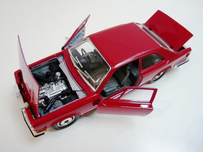 Rolls Royce Camargue - 1976 - Solido 1/22 ème Rolls100