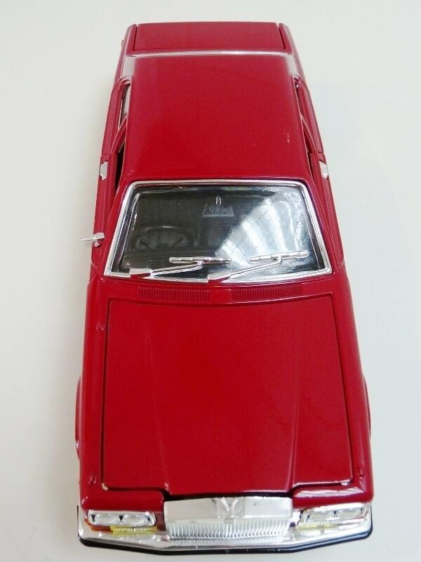 Rolls Royce Camargue - 1976 - Solido 1/22 ème Rolls104