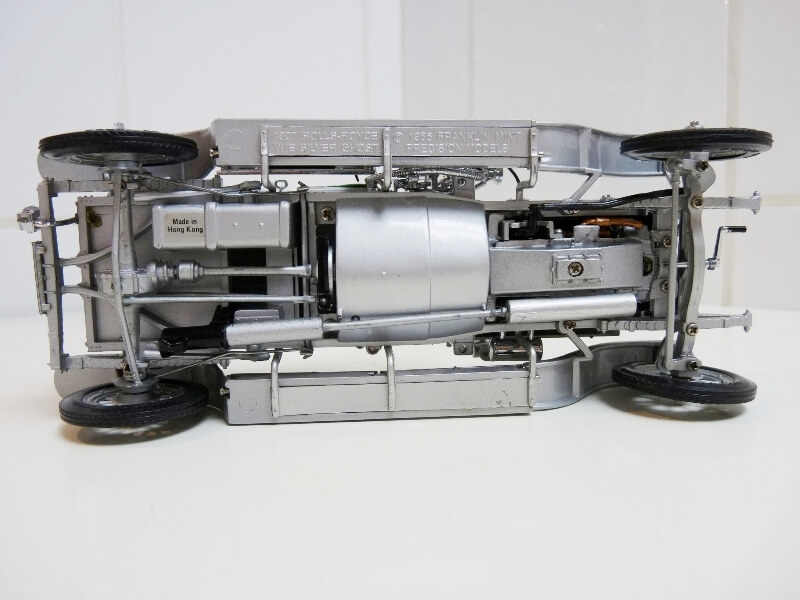 Rolls Royce Silver Ghost - 1907 - Franklin Mint Précision Models 1/18 ème Rolls_10
