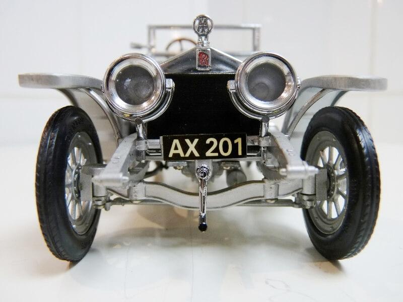 Rolls Royce Silver Ghost - 1907 - Franklin Mint Précision Models 1/18 ème Rolls_11