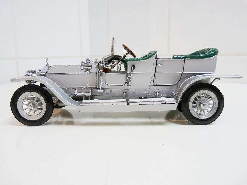 Rolls Royce Silver Ghost - 1907 - Franklin Mint Précision Models 1/18 ème Rolls_15