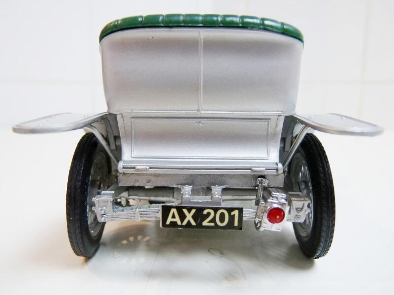Rolls Royce Silver Ghost - 1907 - Franklin Mint Précision Models 1/18 ème Rolls_17