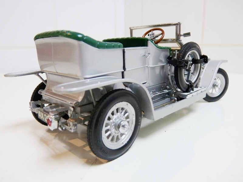 Rolls Royce Silver Ghost - 1907 - Franklin Mint Précision Models 1/18 ème Rolls_19