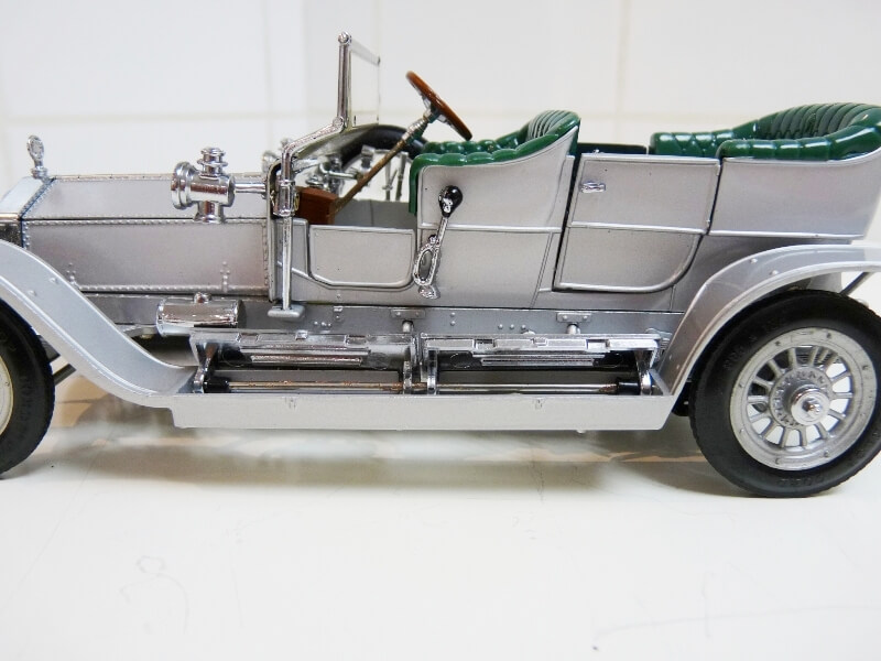Rolls Royce Silver Ghost - 1907 - Franklin Mint Précision Models 1/18 ème Rolls_21