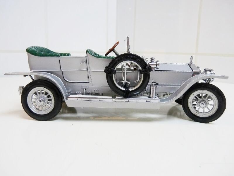 Rolls Royce Silver Ghost - 1907 - Franklin Mint Précision Models 1/18 ème Rolls_22