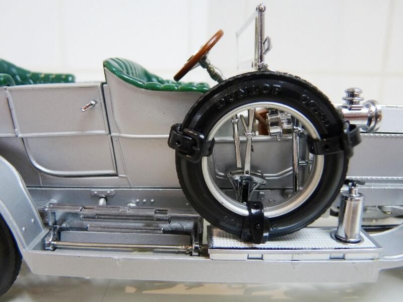 Rolls Royce Silver Ghost - 1907 - Franklin Mint Précision Models 1/18 ème Rolls_23
